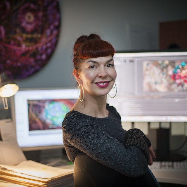 Dr Maja Divjak, Biomedical Animator