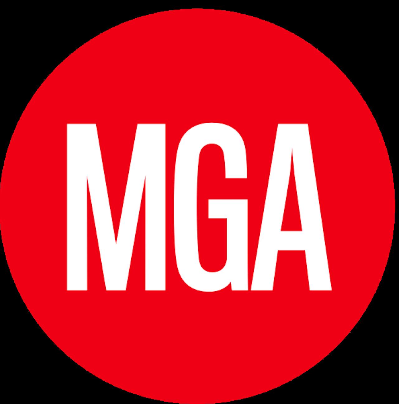 MGA Logo on white