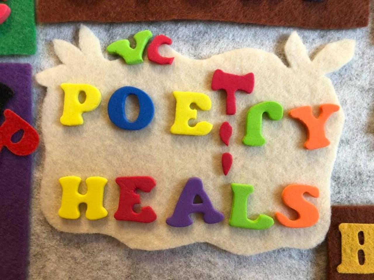Poetry Heals