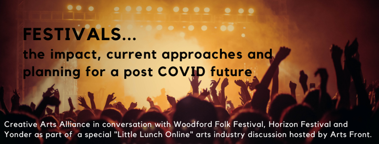 FESTIVALS impact, current approaches and planning for a post COVID future