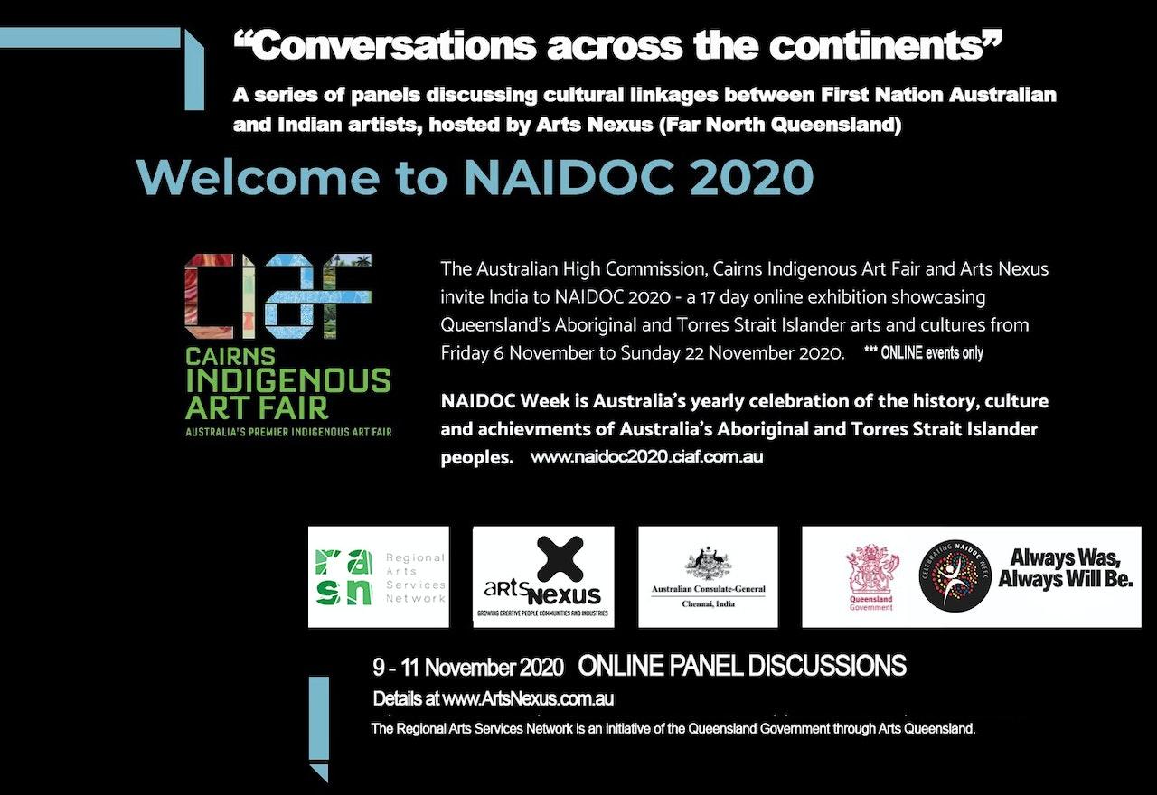 NAIDOC Conversataions