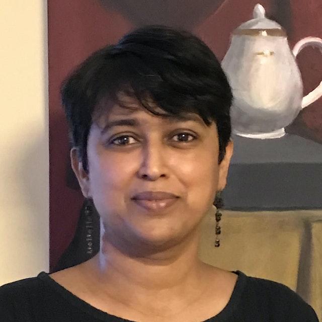 Ruchira Das headshot