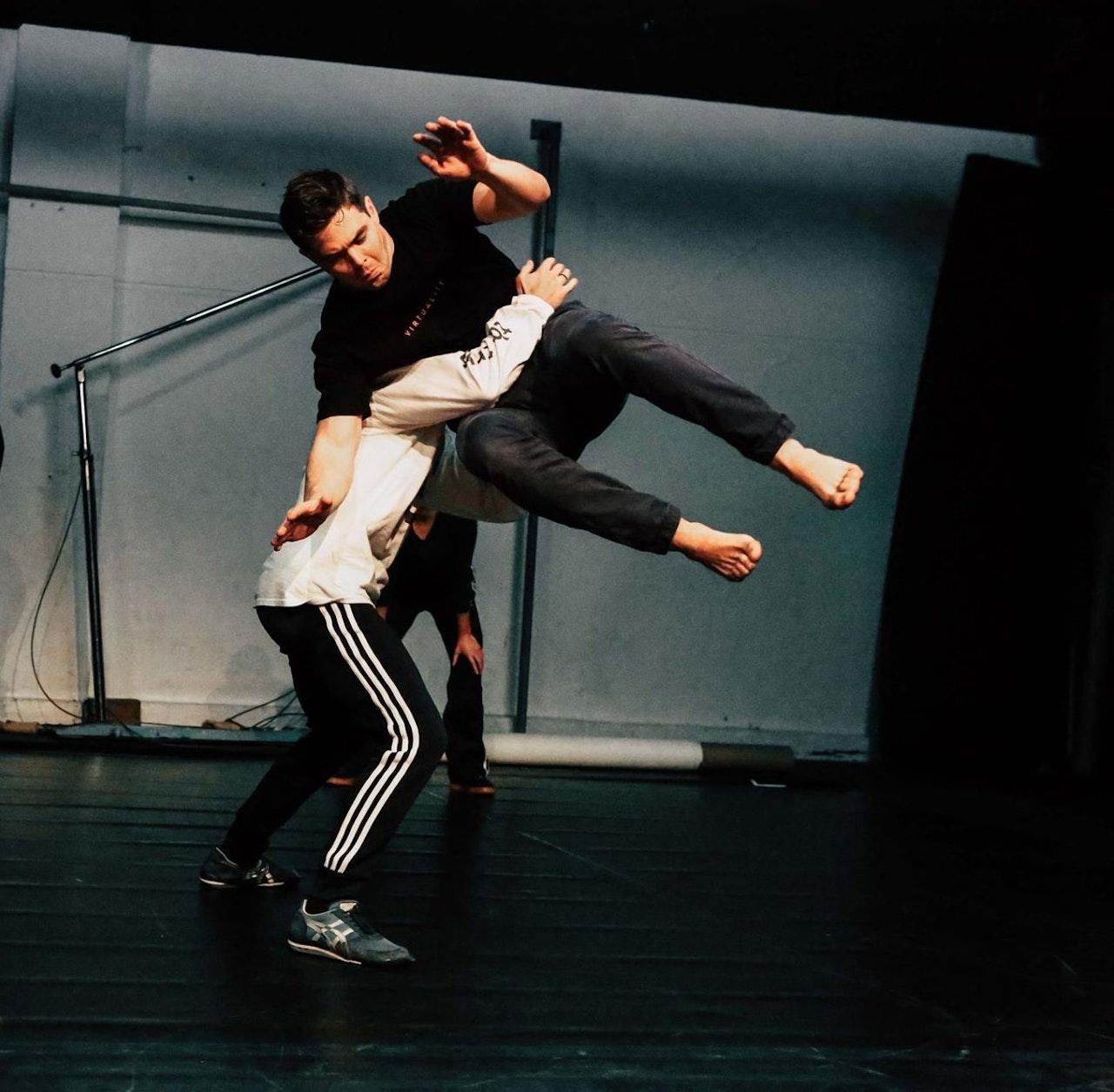 matt josh danced together headshot