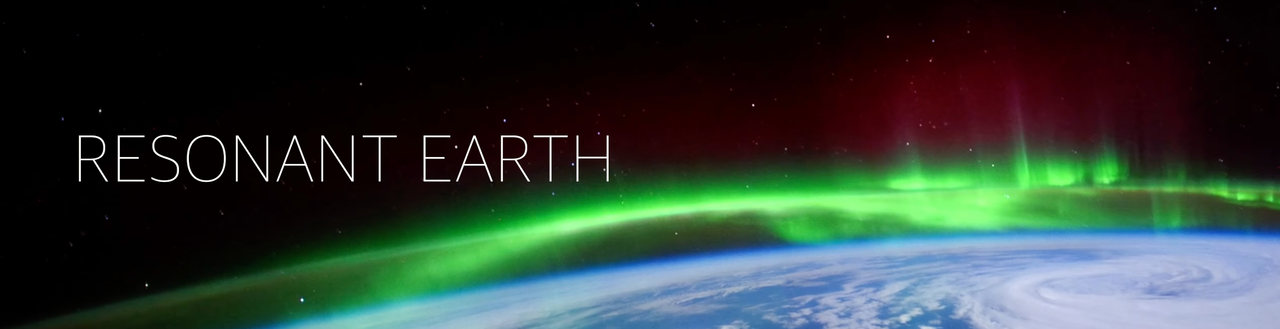 Resonant Earth Banner 4