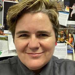 Associate Professor Sandy O'Sullivan (USC)