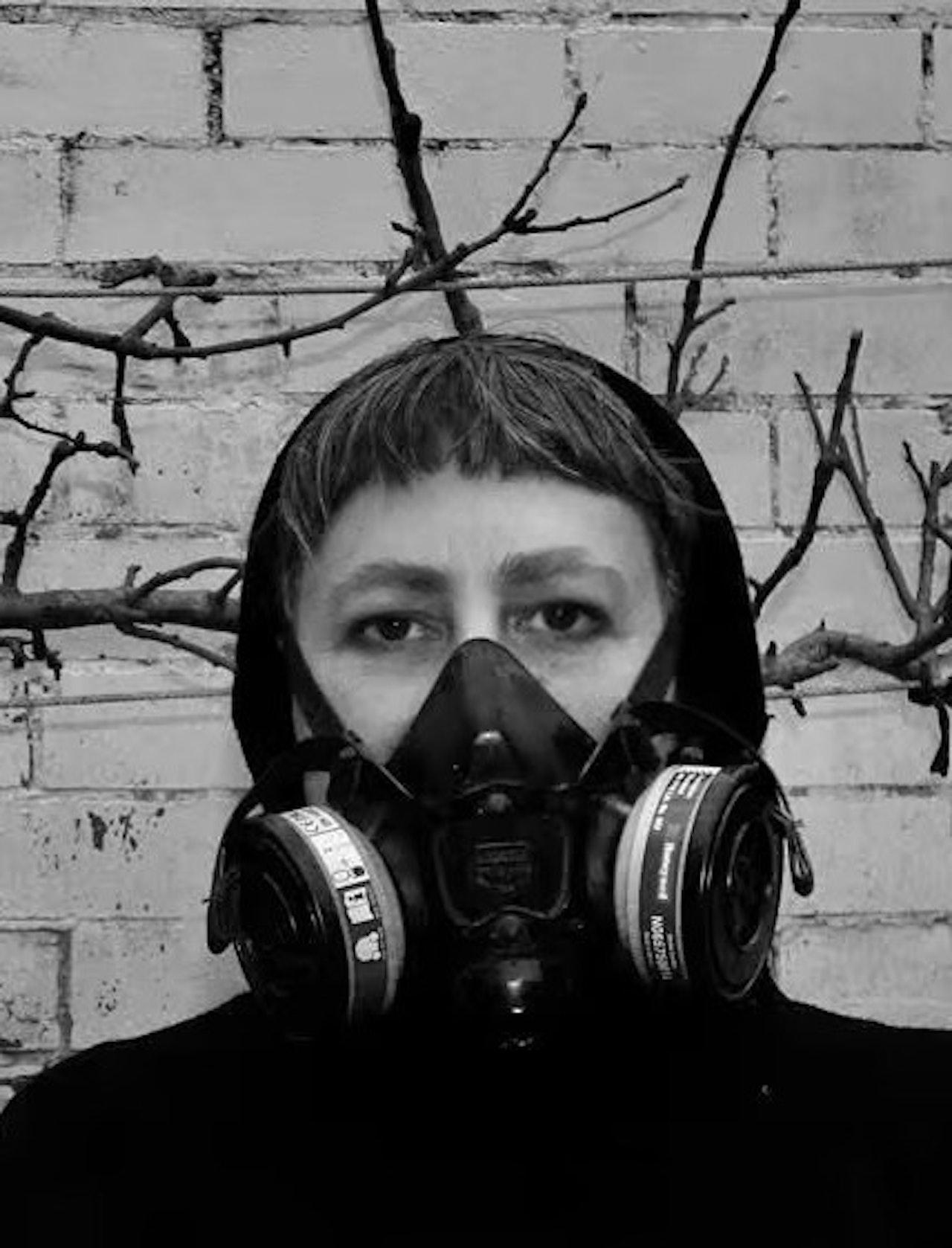 lynn profile pic mask