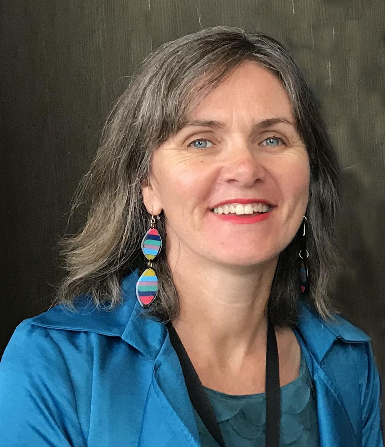 Fiona Sinclair - portrait - 2019