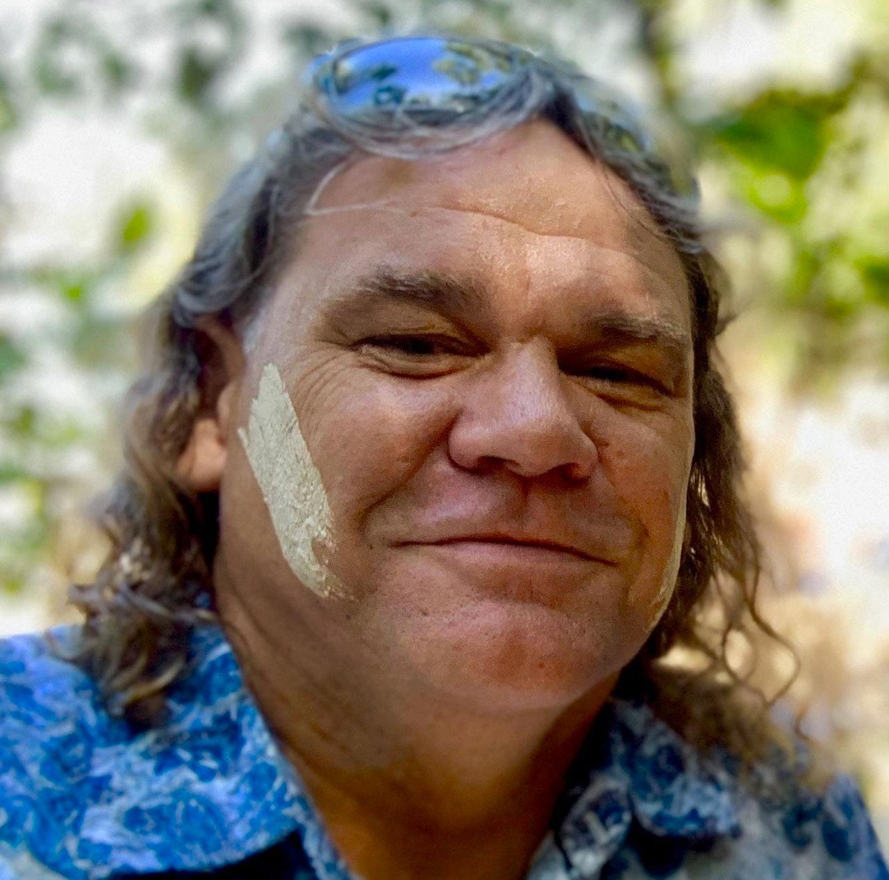 Glenn Barry Face
