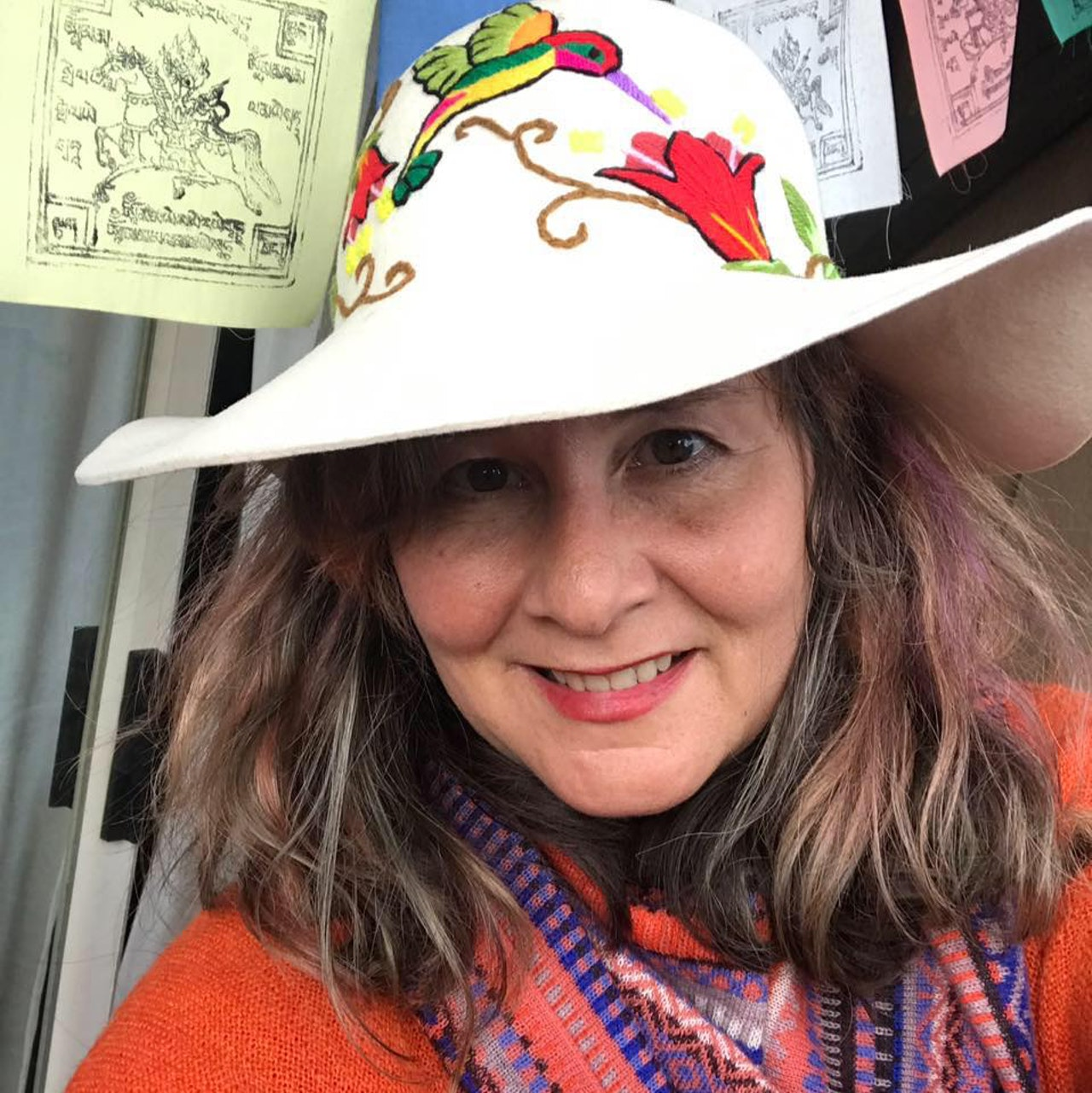 Mari-eagar-Hat